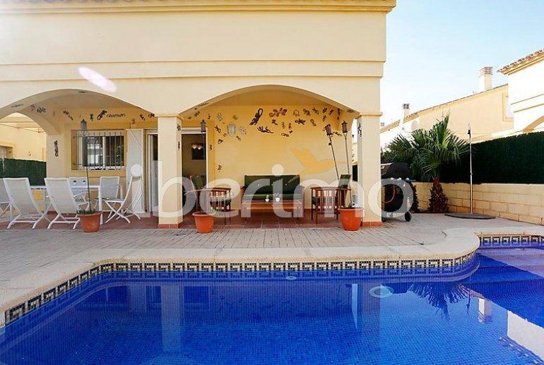 Villa   Deltebre  -  Riumar para 11 personas con piscina privada p1