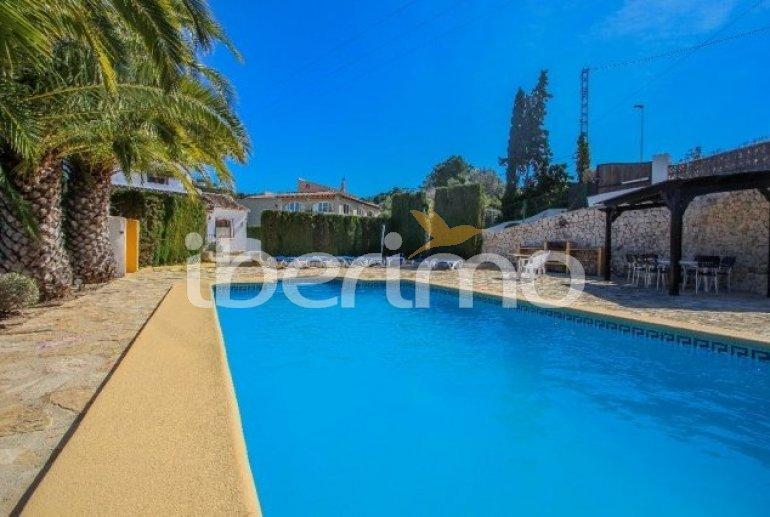 Villa   Moraira para 8 personas con piscina privada p5
