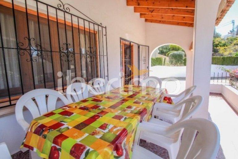 Villa   Moraira para 8 personas con piscina privada p12