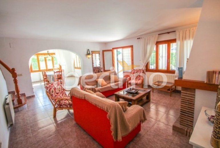 Villa   Moraira para 8 personas con piscina privada p13