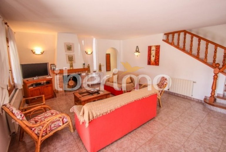 Villa   Moraira para 8 personas con piscina privada p14