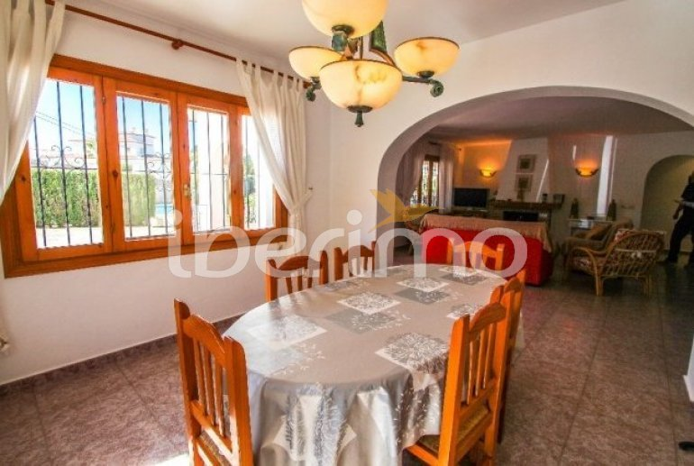Villa   Moraira para 8 personas con piscina privada p16