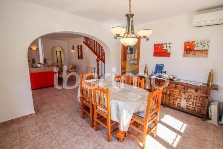 Villa   Moraira para 8 personas con piscina privada p17