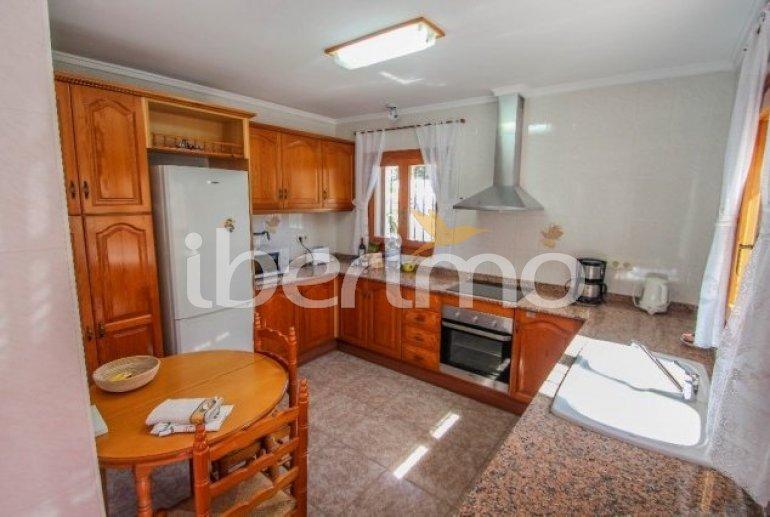 Villa   Moraira para 8 personas con piscina privada p18