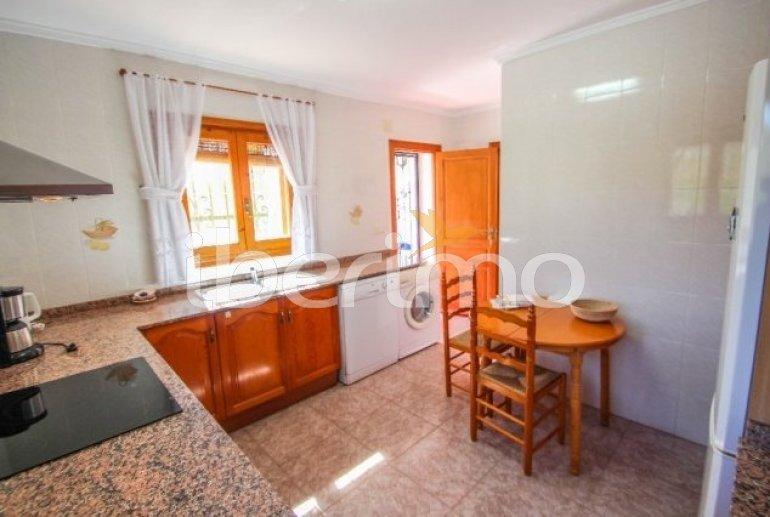 Villa   Moraira para 8 personas con piscina privada p19
