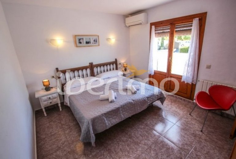 Villa   Moraira para 8 personas con piscina privada p23