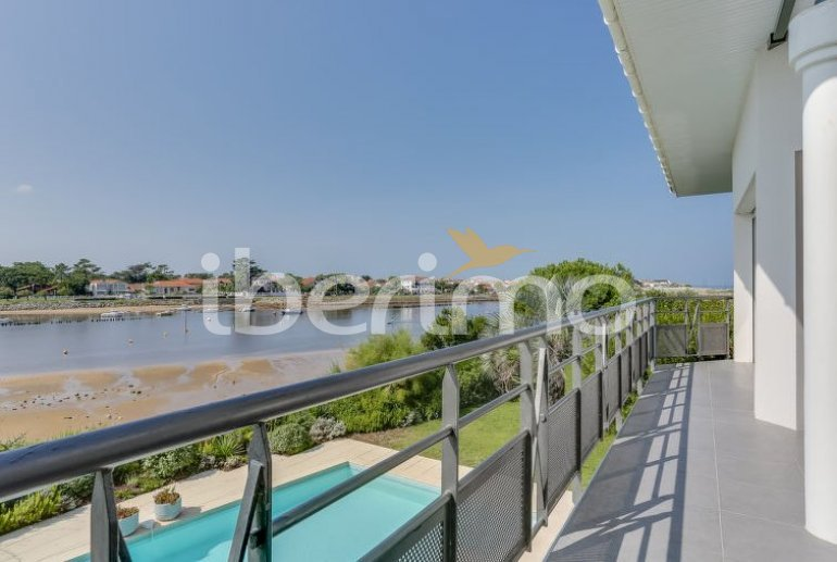 Villa   Mimizan para 10 personas con piscina privada p10