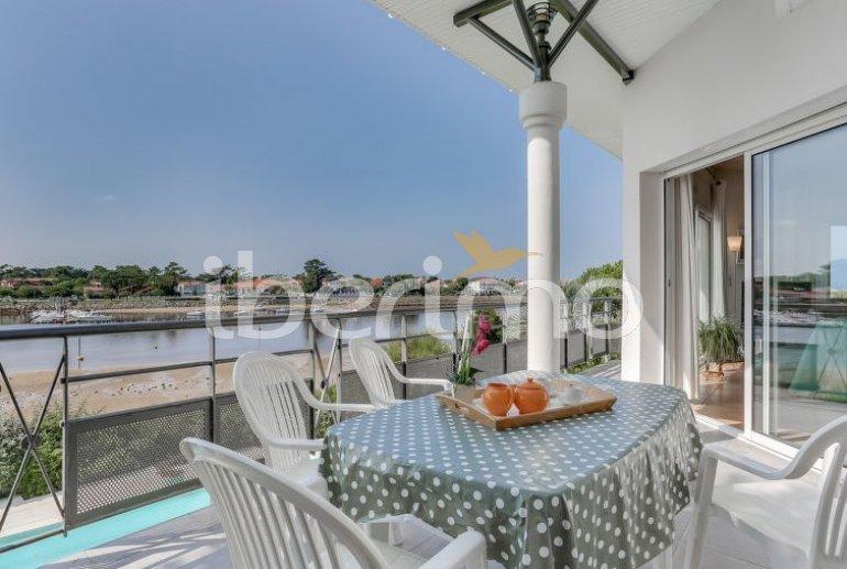 Villa   Mimizan para 10 personas con piscina privada p11