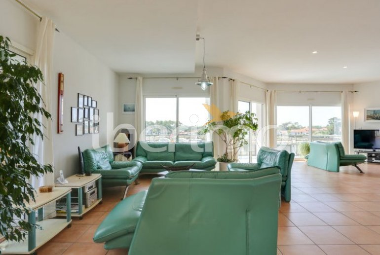 Villa   Mimizan para 10 personas con piscina privada p14