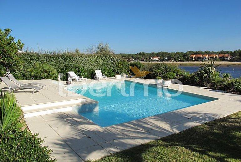 Villa   Mimizan para 10 personas con piscina privada p1