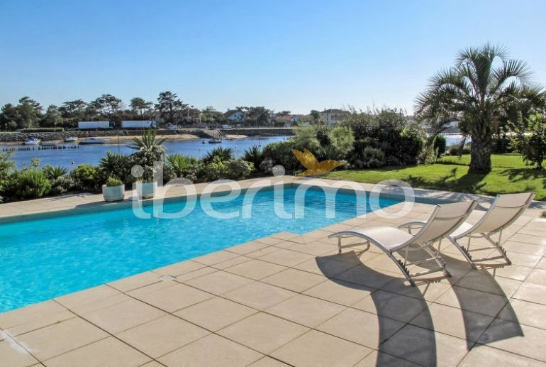 Villa   Mimizan para 10 personas con piscina privada p3