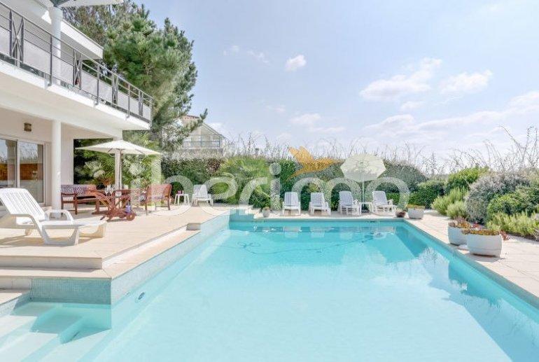 Villa   Mimizan para 10 personas con piscina privada p4