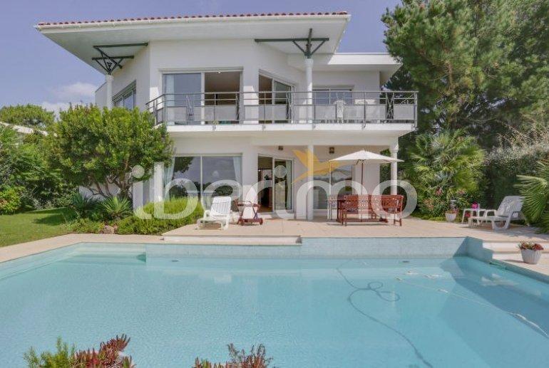 Villa   Mimizan para 10 personas con piscina privada p5