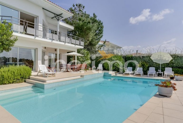 Villa   Mimizan para 10 personas con piscina privada p6