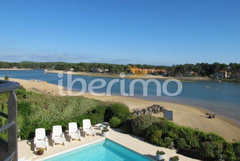 Villa   Mimizan para 10 personas con piscina privada p8