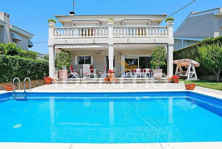 Villa   Cambrils para 12 personas con piscina privada p1