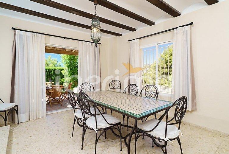 Villa   Moraira para 6 personas con piscina privada p3