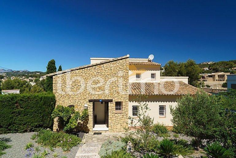 Villa   Moraira para 6 personas con piscina privada p4