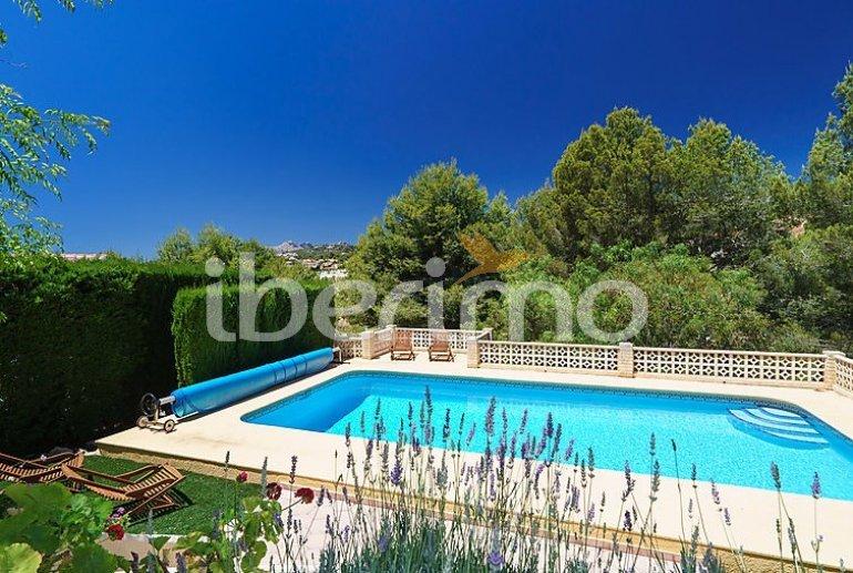 Villa   Moraira para 6 personas con piscina privada p5