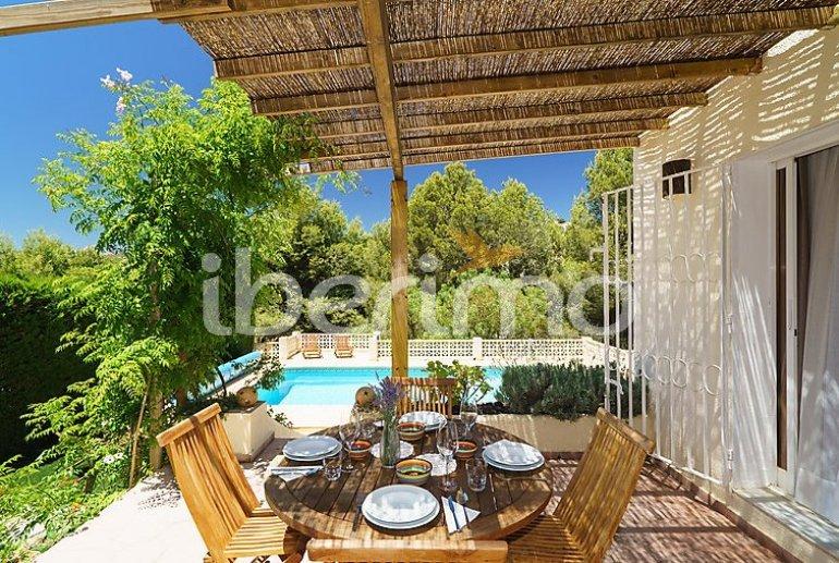 Villa   Moraira para 6 personas con piscina privada p7