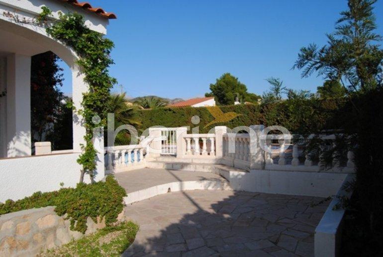Villa   Ametlla de Mar para 9 personas con piscina privada protegida y alrededor del mar p21