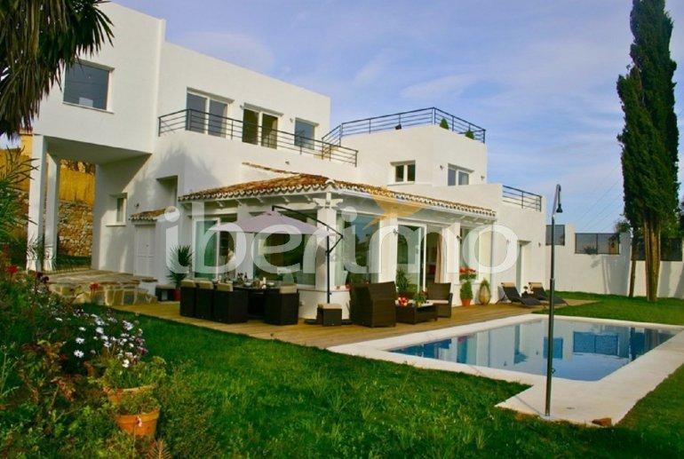 Villa   Marbella para 10 personas con panorámicas al mar p7