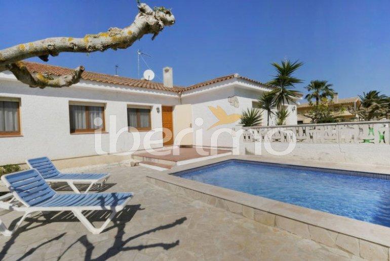 Villa   Deltebre  -  Riumar para 7 personas con lavadora p1