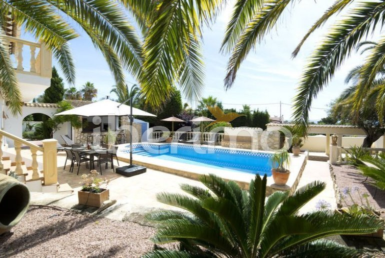Villa   Benissa para 6 personas con piscina privada p3