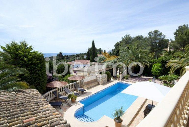 Villa   Benissa para 6 personas con piscina privada p6